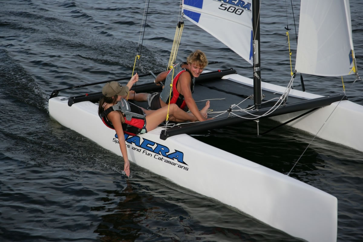 500 School – NACRA Sailing