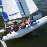 NACRA 570 School Catamaran